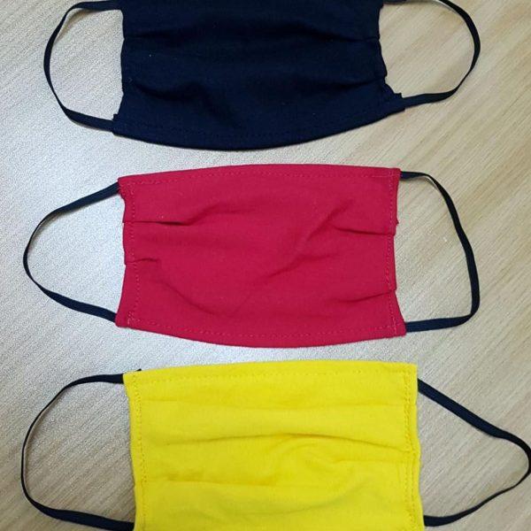 Stylish 3 ply dust masks